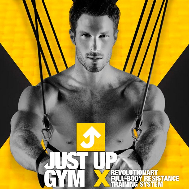 Just Up Gym X - Palestra di Resistenza