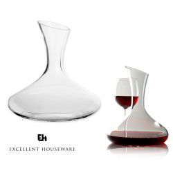 DECANTER DIVINO IN VETRO