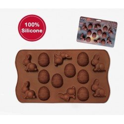 Molde chocolate 14pcs