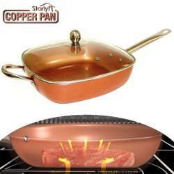 COPPER PAN TITANIUM