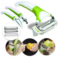 TAGLIA VERDURE TRIPLE SLICER 3 IN 1